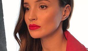 Marina Łuczenko w kampanii dla Wibo. Pozuje w kuszącej stylizacji