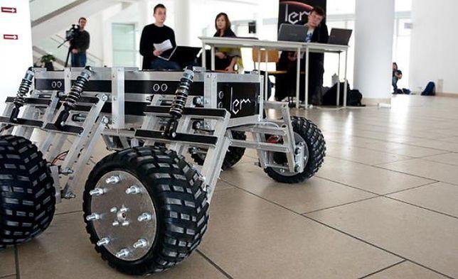 Studenci Politechniki Gdańskiej zbudowali łazik kosmiczny. Chcą wysłać go na zawody do USA