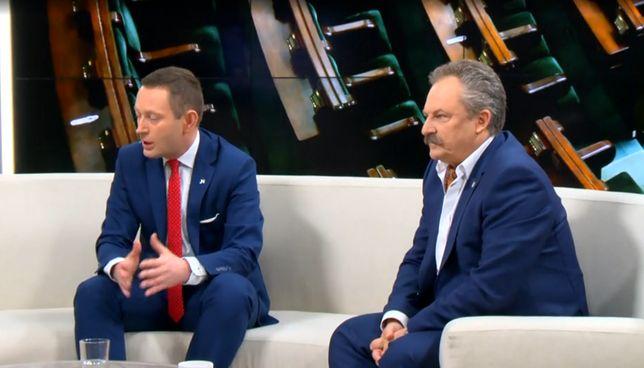 """Jakubiak zdradza, o czym marzy prezes Kaczyński. """"Idzie dwupartyjność"""""""