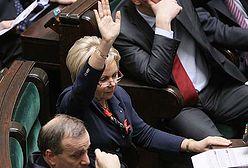 Głosowała kartą Chlebowskiego; zajęła się nią prokuratura