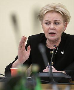 Posłanka PO Krystyna Skowrońska miała wypadek samochodowy