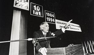 Nie żyje Alfred Miodowicz. Pierwszy przewodniczący OPZZ miał 92 lata