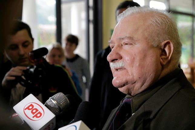 Lech Wałęsa będzie musiał równiez zapłacić zadośćuczynienie
