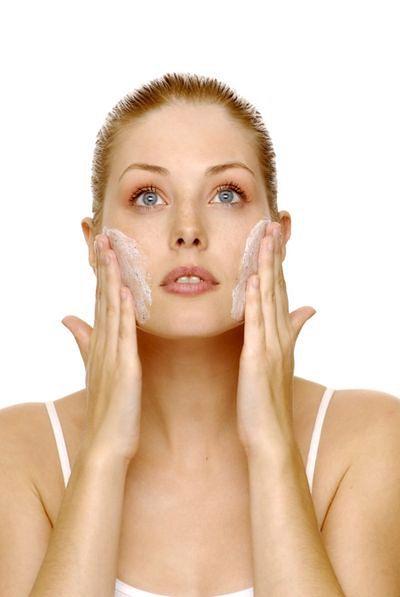 Kosmetyki myjące do twarzy