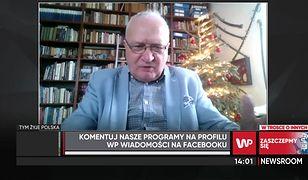 """Prof. K. Simon o strajkach: """"Żadna grupa nie ma prawa narzucać kobietom jak mają kształtować płodność"""""""
