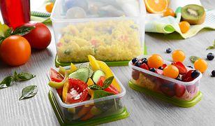 Przepisy na lunchboxy - co zapakować do pojemnika na lunch?