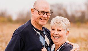 Byli małżeństwem 52 lata. COVID-19 przerwał ich piękną miłość