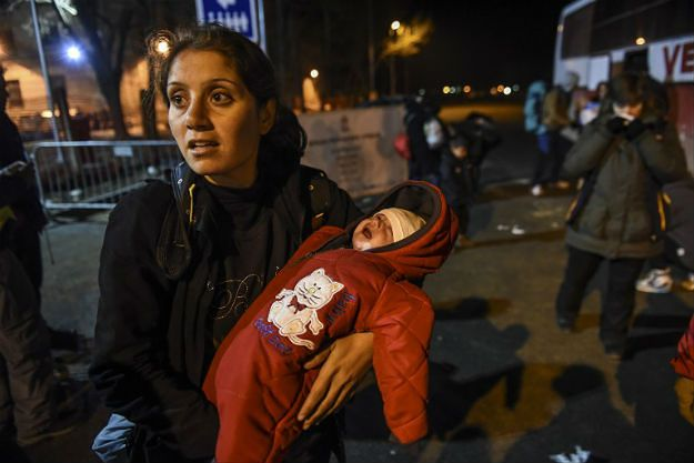 Do Polski ma trafić w 2016 roku maksymalnie 400 uchodźców