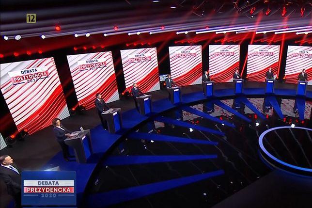 Debata prezydencka. Transmisja online