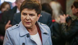 Beata Szydło skomentowała rezolucję PE ws. Polski
