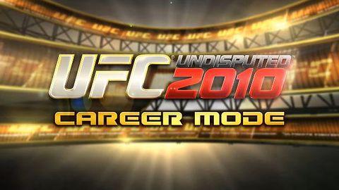 Jak kariera z UFC 2010 ma się do tej prawdziwej