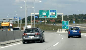 Prawie 4 mld zł z UE na autostrady A1 i A2