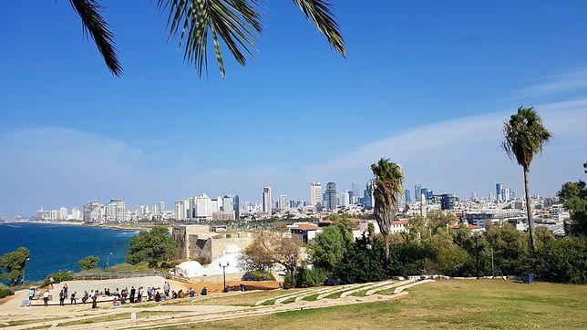 """Tel Awiw jest biznesową i rozrywkową stolicą Izraela. Nazywa się go """"miastem, które nigdy nie zasypia"""""""