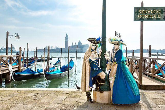 Wenecja, Włochy (31.01-17.02)