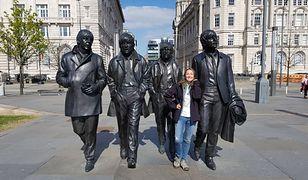 Beata Pawlikowska dla WP: Blondynka w Liverpoolu