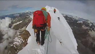 Matterhorn - jeden z najsłynniejszych szczytów na świecie