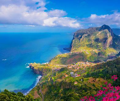 Madera zachwyca przepięknym wybrzeżem