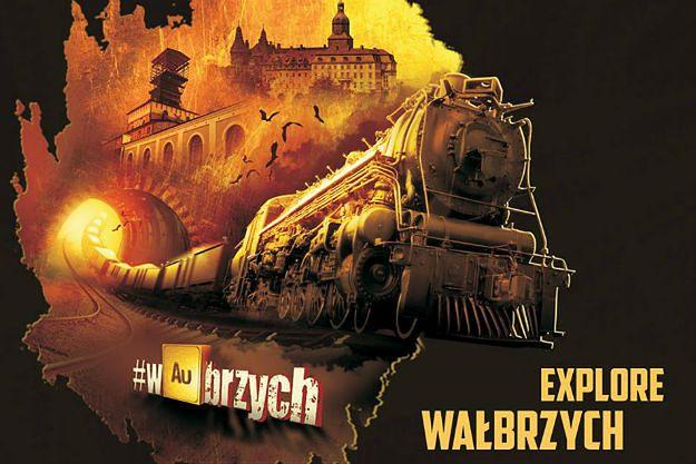 """""""Złoty pociąg"""" szansą dla Wałbrzycha. """"Za taką kampanię medialną? Kilkadziesiąt milionów"""""""