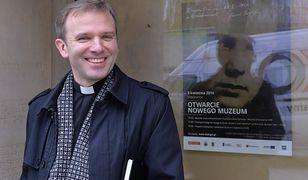 Ks. Jacek Pietruszka był dyrektorem papieskiego muzeum w Wadowicach