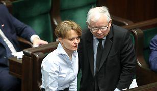 Jadwiga Emilewicz ceni przywództwo prezesa PiS