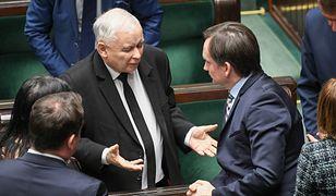 Koalicja Zjednocznej Prawicy może się rozpaść. Jarosław Kaczyński miał postawić Zbigniewowi Ziobrze ultimatum