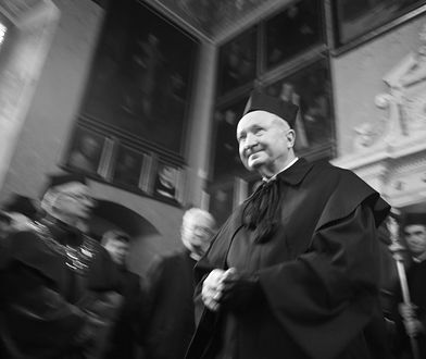 Kardynał Marian Jaworski nie żyje