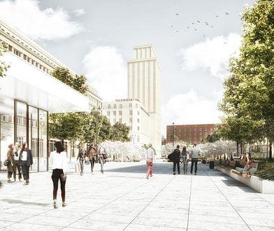 Warszawa podpisała umowę na budowę podziemnego parkingu