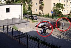 Ukradli mu motocykl, gdy medytował. Dwie kamery nagrały bezczelnych złodziei