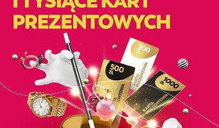 """Wielka loteria """"Wyczaruj roczną pensję"""" w warszawskich centrach Atrium"""