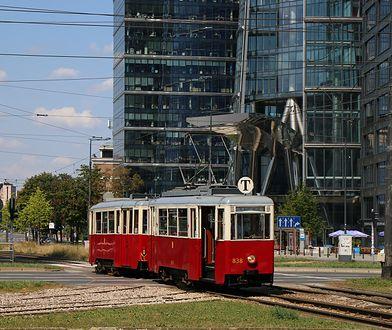 Warszawa. Przez stolicę przejadą zabytkowe tramwaje