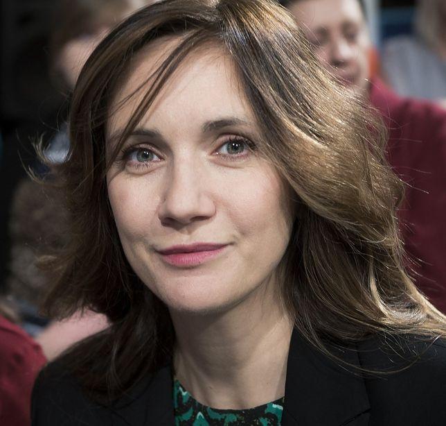 Ilona Ostrowska jest aktorką serialową i filmową