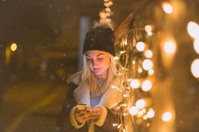 Życzenia świąteczne SMS