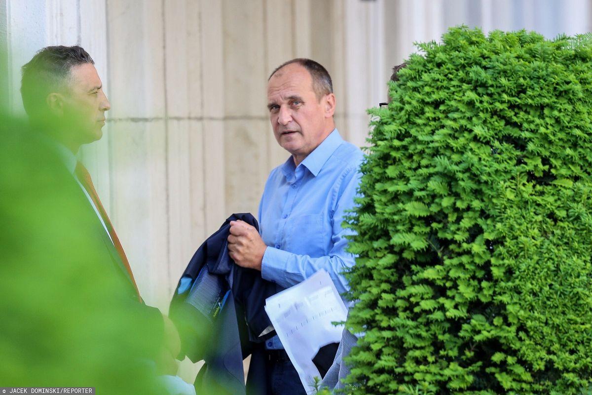 Kukiz spotka się z prezydentem? Jest zapowiedź
