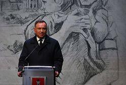 Andrzej Duda: Dzwon, który bije w Wieluniu, jest symbolem 60 mln ofiar II wojny światowej