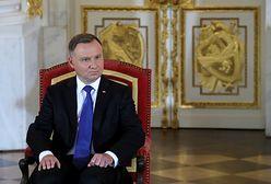 """Jakub Żulczyk nazwał Andrzeja Dudę """"debilem"""". """"Prezydent ma do siebie dystans"""""""