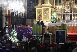 Kraków. Pogrzeb ks. Zdzisława Sochackiego. Andrzej Duda przemówił na Wawelu