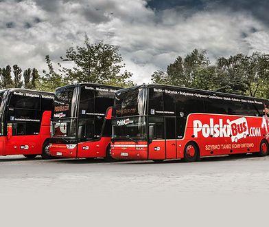PolskiBus – nowa pula biletów za 1 zł