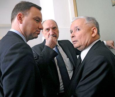 Macierewicz chciał zablokować wylot prezydenta Dudy? Kulisy konfliktu o samolot