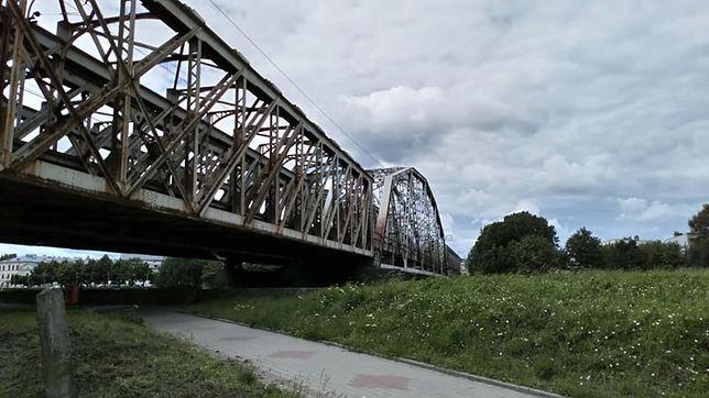 Kolejarze ratują most w Przemyślu. Urzędnicy planowali go rozebrać