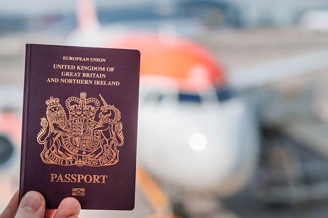 Brytyjscy podróżni będą cofani na lotniskach. To efekt Brexitu