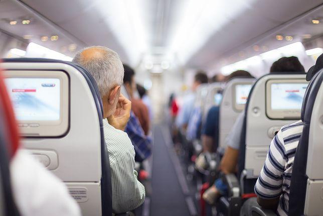 Konflikt pasażerów na pokładzie. Spór podzielił internautów