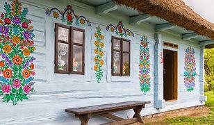 Zalipie - polska wieś słynna na cały świat