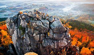 Warto się wybrać w polskie góry jesienią. Ich widok zapiera dech w piersiach