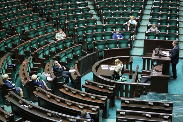 Sejm nie zajmie się wnioskiem PiS o komisję śledczą ws. podsłuchów
