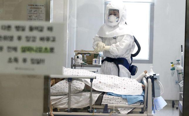 Kolejna ofiara wirusa MERS w Korei Płd. Na całym świecie zmarło już ponad 450 osób