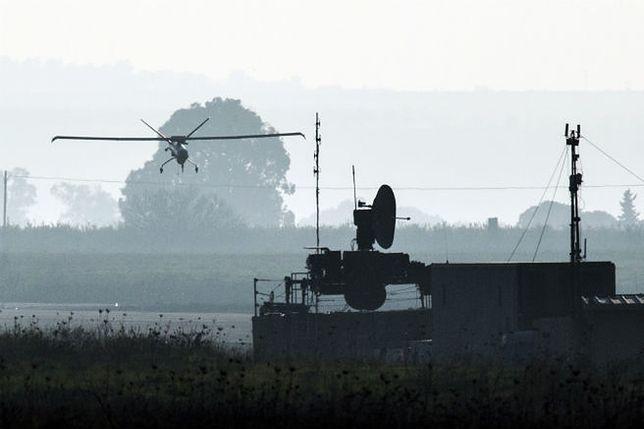 Drony nad bazą okrętów nuklearnych we Francji