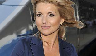 """Znacie ją z """"Teleexpressu"""". Beata Chmielowska-Olech nigdy nie wyglądała lepiej"""