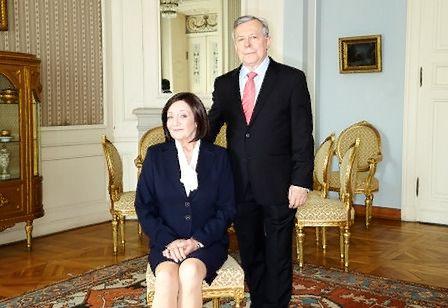 """Twórcy """"Smoleńska"""" o filmie: najbardziej zależało nam na pokazaniu relacji pary prezydenckiej"""