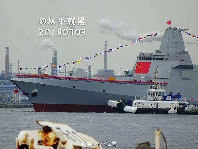 Niszczyciel Typu 055