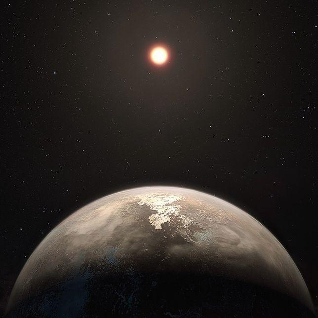 Jeśli astronomowie się nie mylą, to Ross 128 b może być idealnym miejscem do zamieszkania